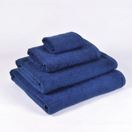 Blue Navy Bath Towel made from 100% cotton