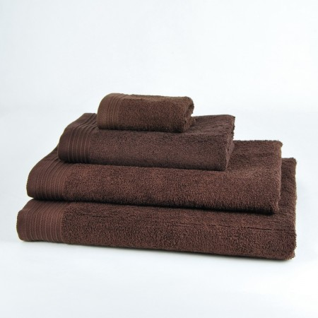 Chocolate Bath Towel made from 100% cotton