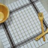 Beige kitchen towel made from 100% cotton Reference: 131018