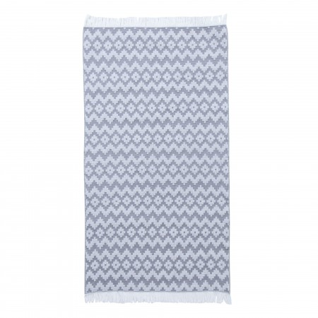 Zig-zag Pestemal Beach Towel