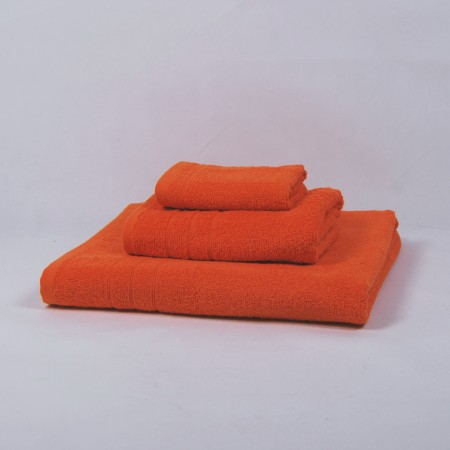 Orange Towel Set made from 100% cotton