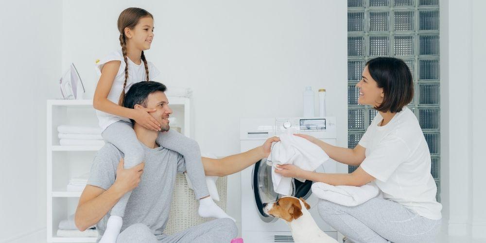 Cómo lavar las toallas